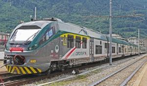 locomotief trein, voertuig, transport, vervoer, reizen, electromotive, passagier