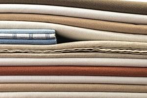 textil, färgglada, material, konsistens