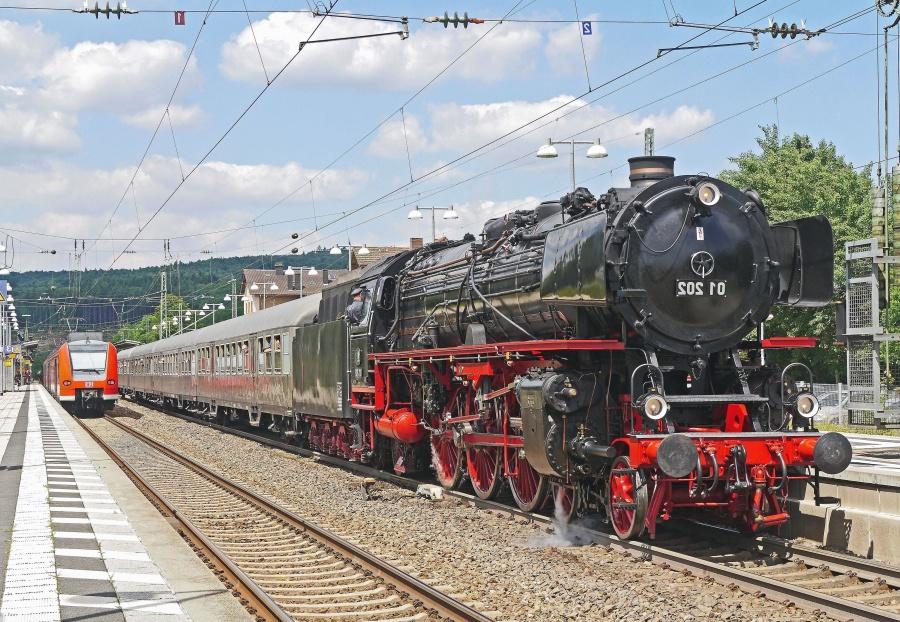 lokomotive, vozila, vlak, parna, electromotive, prijevoz, putnik