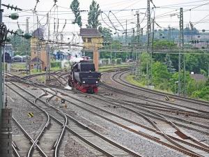 kapcsolat, szállítás, vasúti, vonat, közlekedés, vasút