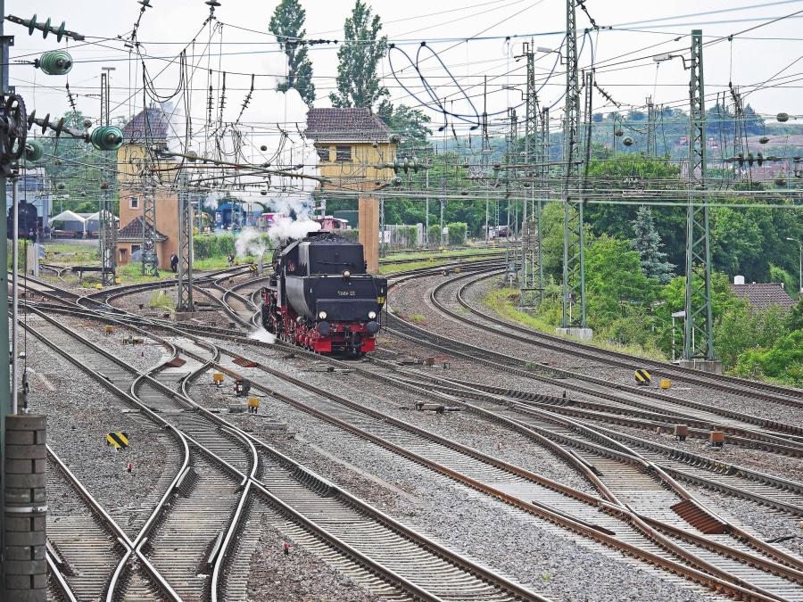 verbinding, transport, spoor, trein, vervoer, spoorlijn
