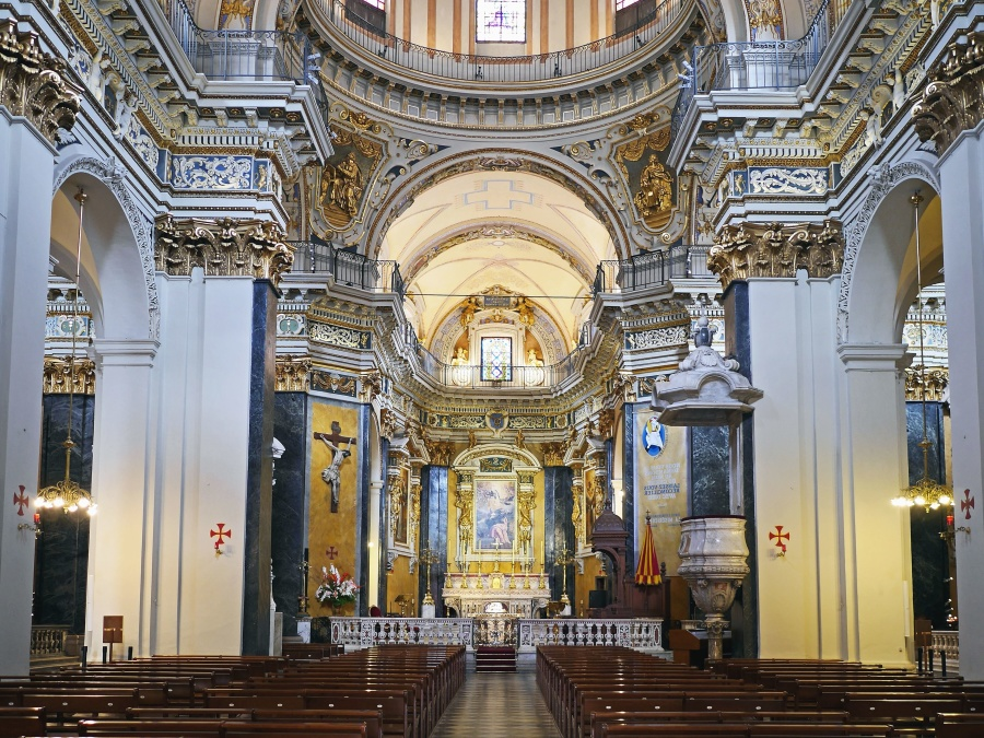 architecture, structure, religion, church, altar, christianity