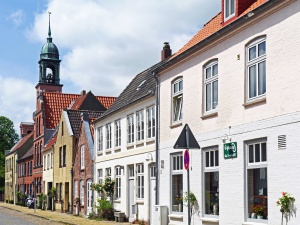 Arquitectura, ciudad, calle, casa, viajes, hogar, turismo, urbano, fachada