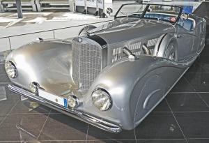 автомобиль, автомобиль, радиатор, металлик, транспорт, классический, кабриолет