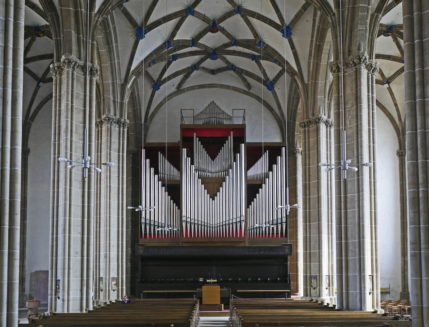 altar, church, instrument, metal, pipe, religion, christianity, music