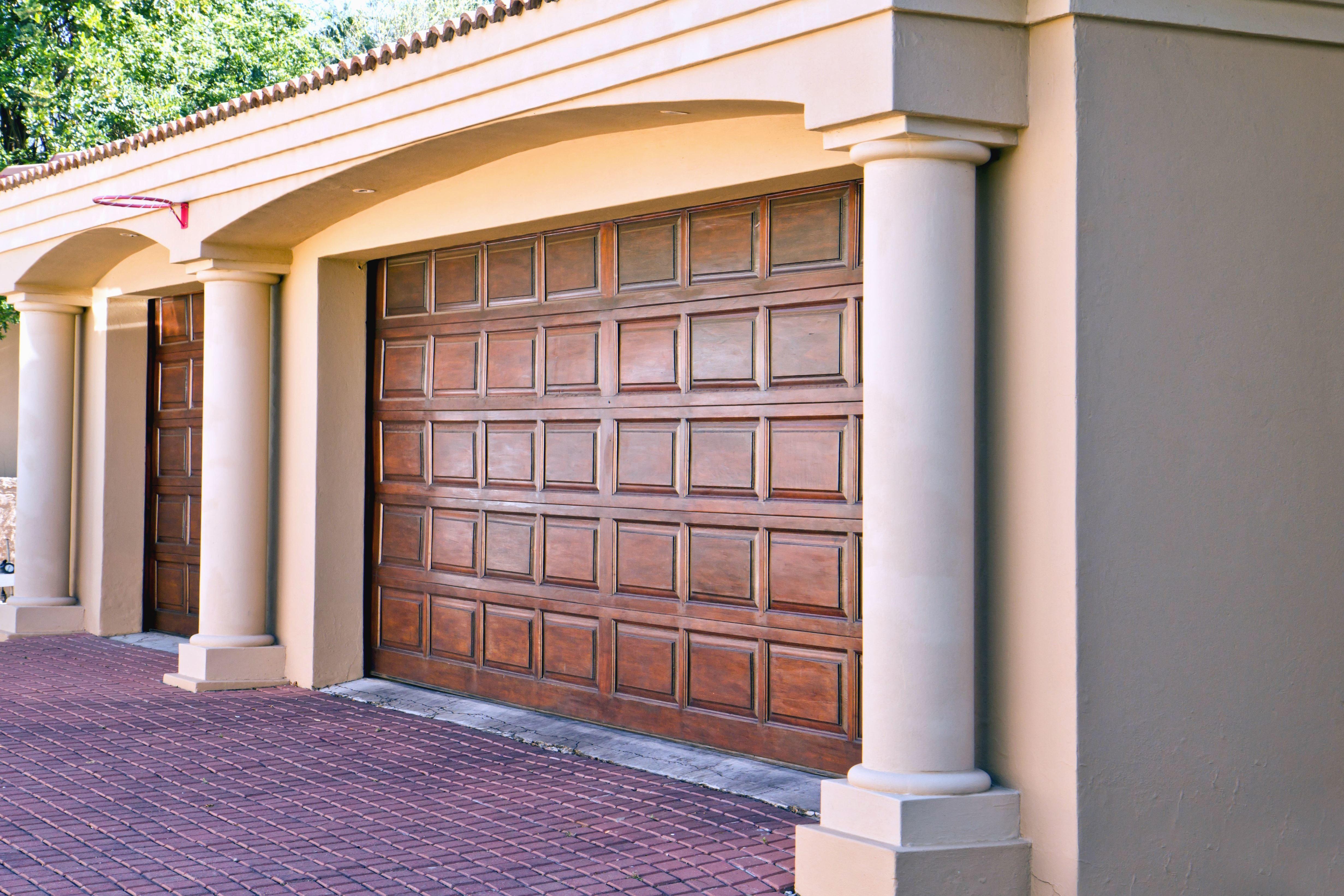 Tür Garage Haus kostenlose bild tür holz stöcke garage architektur haus