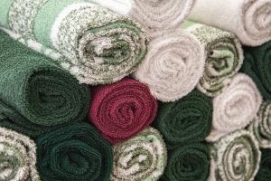 tecido, linha, textura, toalha, têxteis