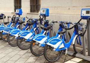 Fahrräder, Transport, Parkplatz, Fahrzeug, Transport, Rad