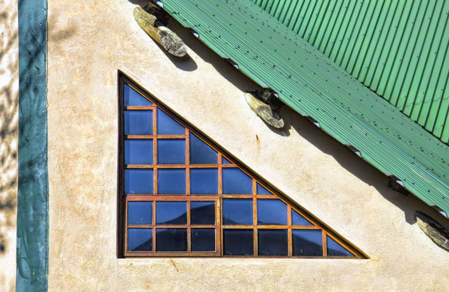 house, window, roof, glass, wood, architecture