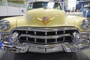 auto, luxus, svetlometov, nárazník, kovové, oldtimer