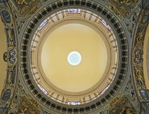 dome, architecture, art, ceiling, history