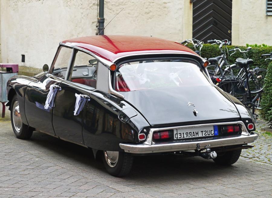 car, vehicle, black, metallic, luxury, classic