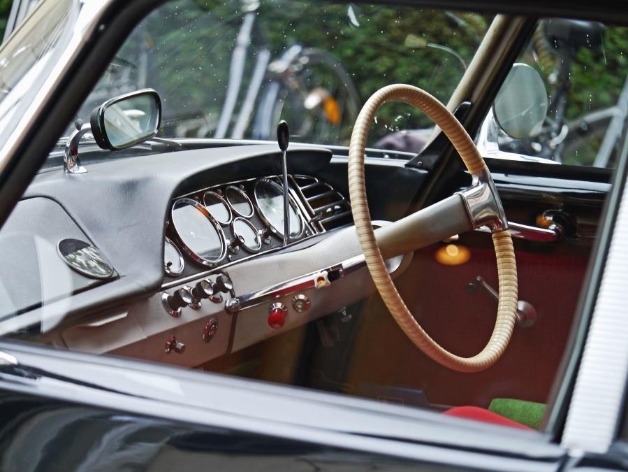 car, steering wheel, dashboard, vehicle