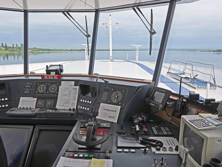 ship, rudder, technology, equipment, electronics, water