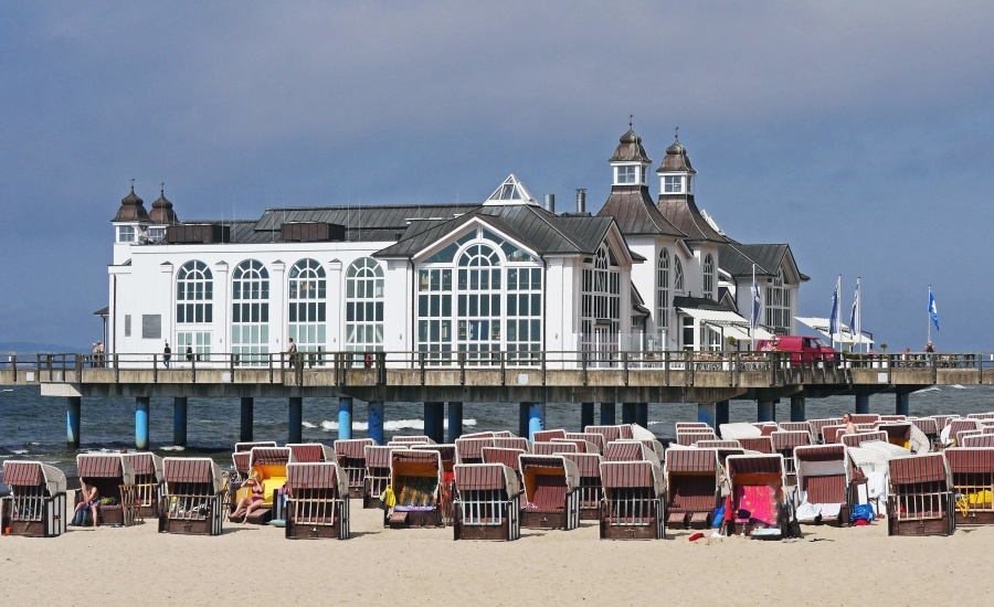 architecture, building, construction, beach, sea, water, sand, vacation, travel