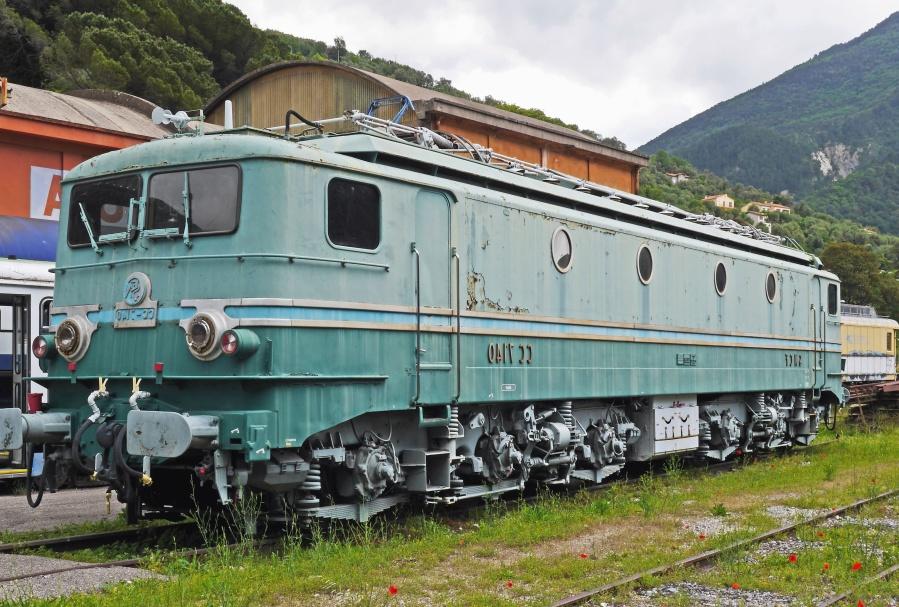 lokomotif, Stasiun, bangunan, gunung, hutan, transportasi