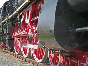 juna, kone, kone, pyörän, veturi, kuljetus