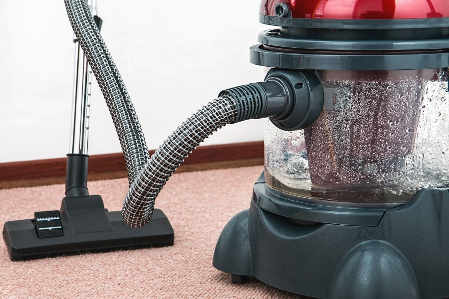machine vacuum cleaner