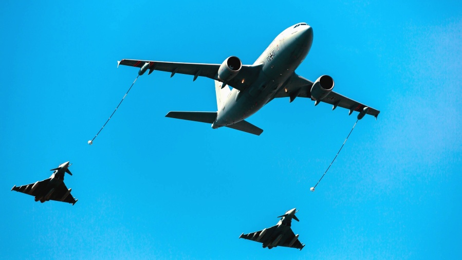 aircraft, vehicle, fuel, tanker, jet, plane, flight, aviation, sky, air