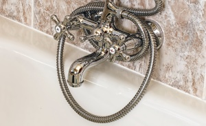 faucet, bath, shower, valve, bathtub, interior