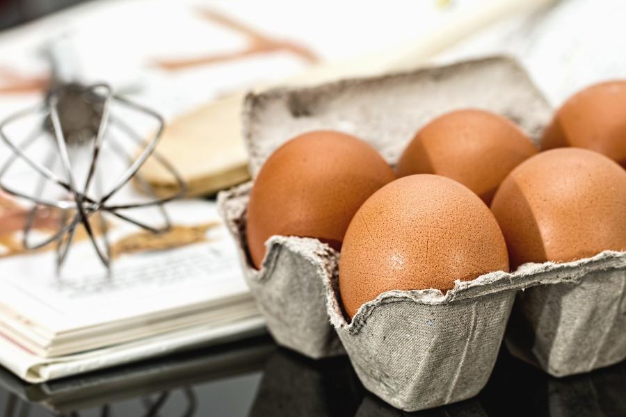 egg, chicken, cardboard, kitchen, food, mixer, recipe