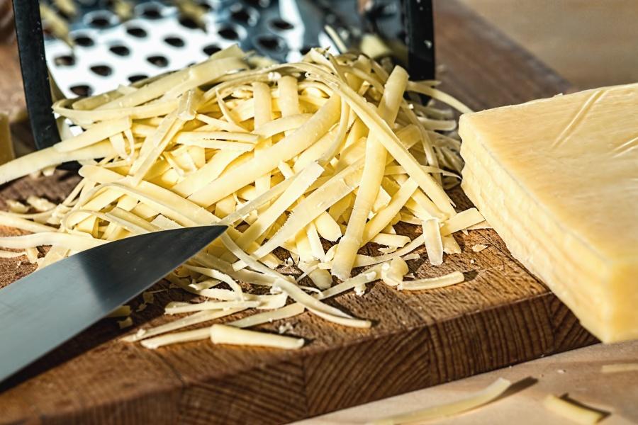 cheese, knife, food, metal, food, kitchen