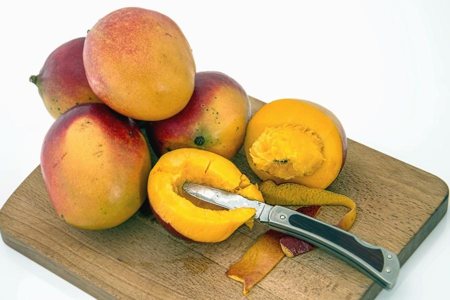 พีช มีด ผลไม้ อาหาร โภชนาการ วิตามิน พืช