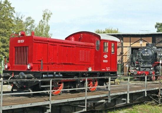 Lokomotive, zug, plattform, zaun, metall, mechanisch, fahrzeug