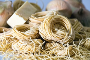 spaghetti, noodles, cheese, food, nutrition, milk