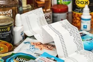 account, food, shop, tin, plastic, metal
