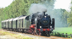 Lokomotive, Zug, Rauch, Dampf, Metall, Wiese, Holz, Reisen