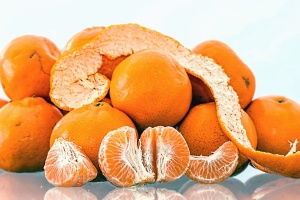 naranče, plod, kora, dijeta, vitamina, organskih, hrana