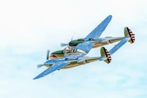 飞机, 军用, 螺旋桨, 车辆