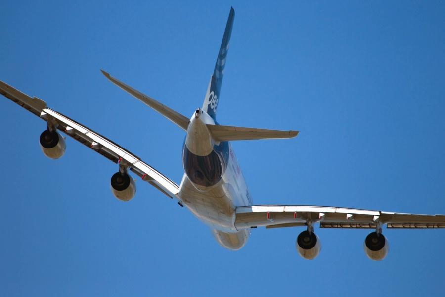 putnika, zrakoplov, avion, krila, metalni