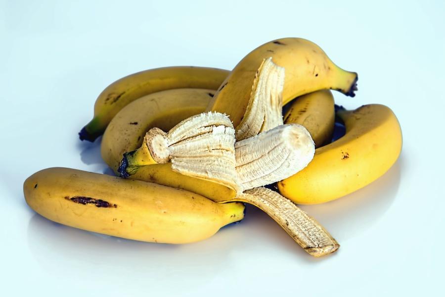 produkovať, banán, ovocie, potraviny, kôru, sladké, organické