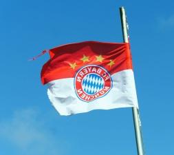 Flagge, Leinwand, Wind, Himmel, Wind