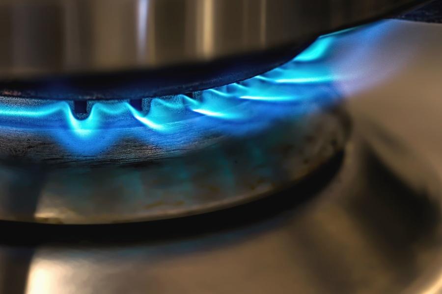 gas, vuur, vlam, Verwarming, keuken, mondstuk, warmte, energie