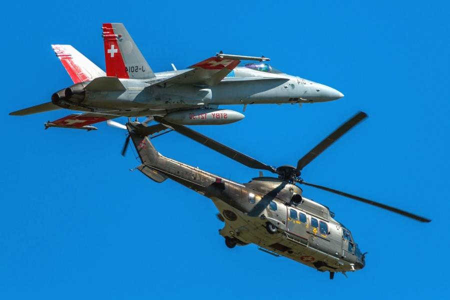 Hélicoptère, avion, véhicule, guerre, hélice, jet, fusée