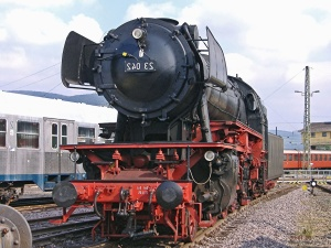 locomotive, train, railroad, rail, sky, steam, coal, mechanism, engine
