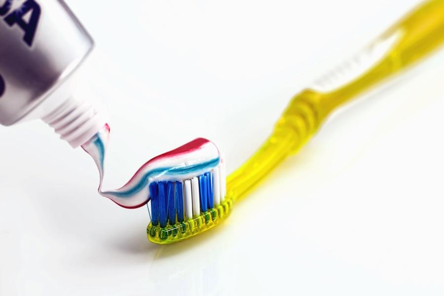 pasta de dentes, escova, saúde, higiene, cor, dente, saúde