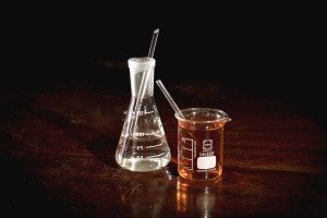 glass, reagent, chemicals, laboratory