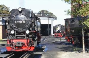 ガレージ サービス、機関車、車両、蒸気