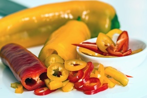 bell pepper, food, vegetable, food, diet
