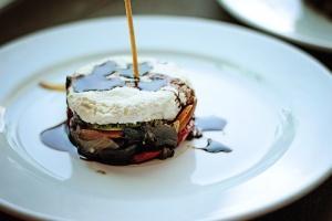 甜点, 食物, 盘子, 美味, 奶油, 膳食, 新鲜, 餐馆, 巧克力