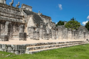 Histórico, ciudad, arquitectura, construcción, piedra, hierba