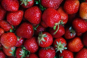 strawberry, fruit, food, sweet, plant, nutrition