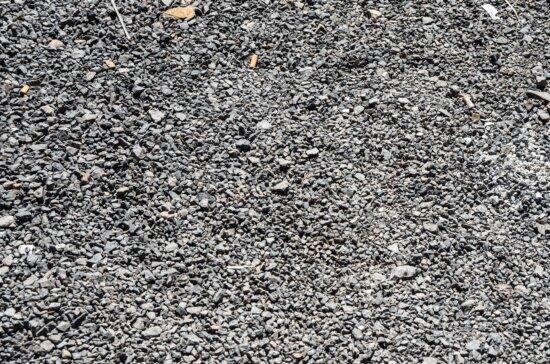 Matière, texture, pierre, granulés