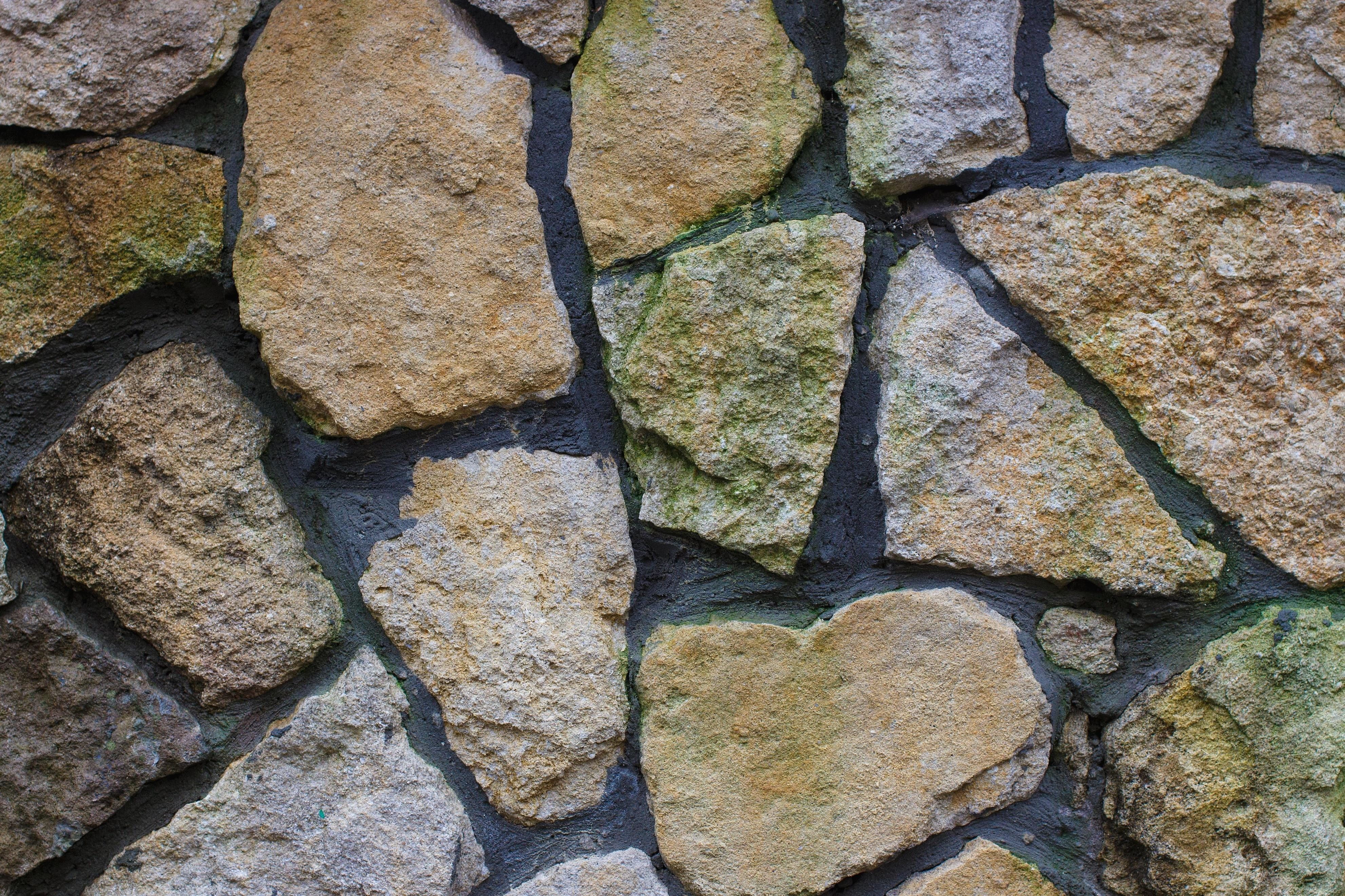 ... Stone, Wall, Texture, Fence