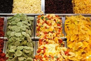 Trockene Frucht, Lebensmittel, Diät, süß, Gericht, Geschäft