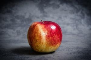 jabuka, voće, organsko, prehrana, slatko, vitamina, priroda